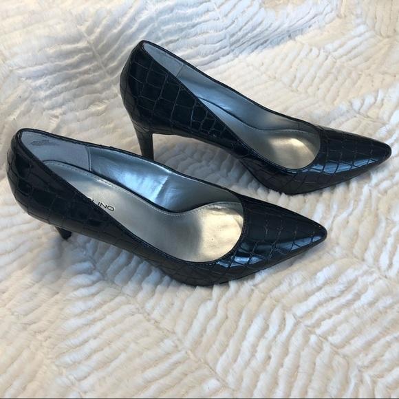 Bandolino Shoes | Black Heels Size 9